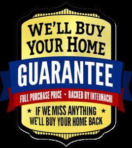 Colorado Home Inspector Chief Home Inspection buy-back guarantee